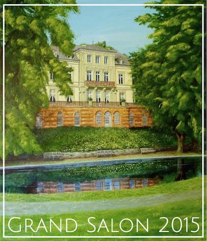 Exposition Au Grand Salon 2015  à Bad Säckinger