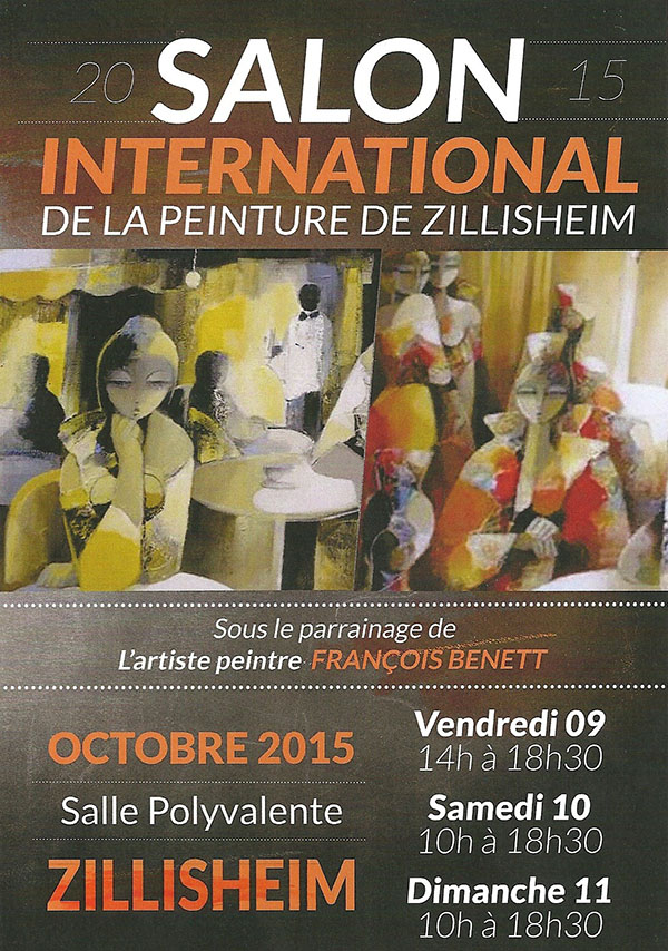 Salon de la Peinture Internationale de Zillisheim