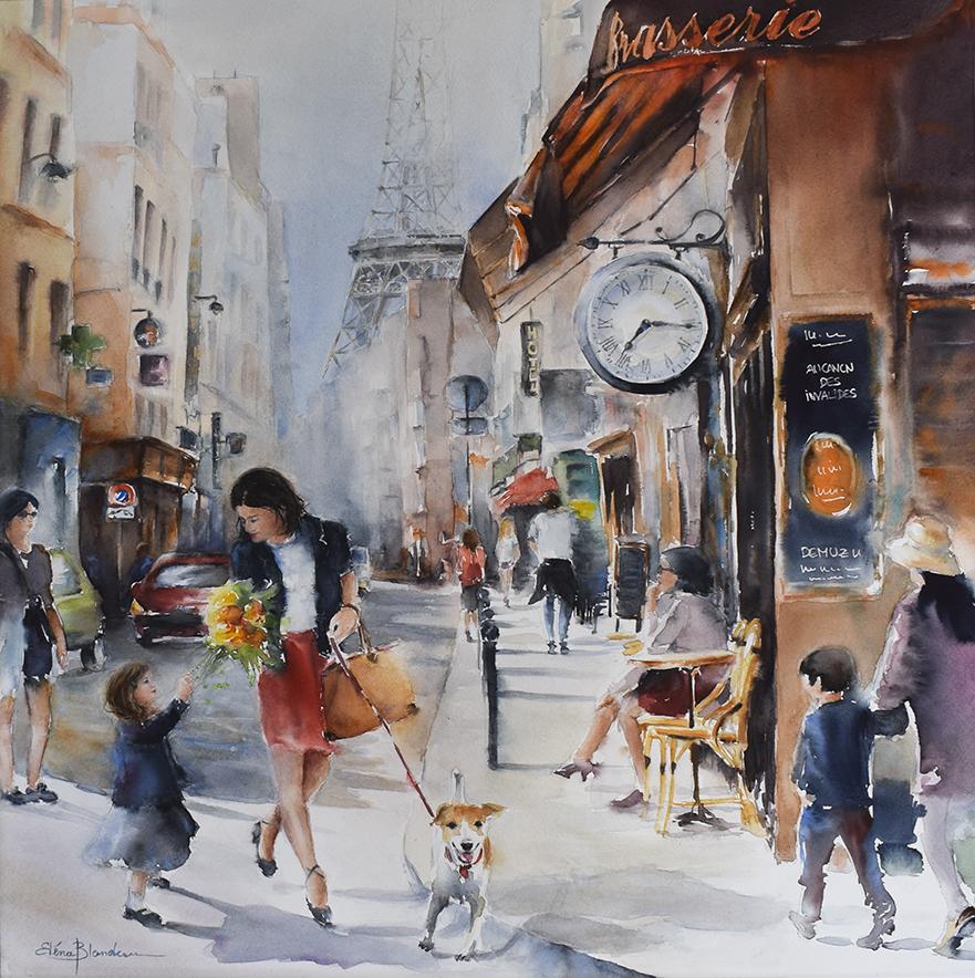 Rue St Dominique - Paris