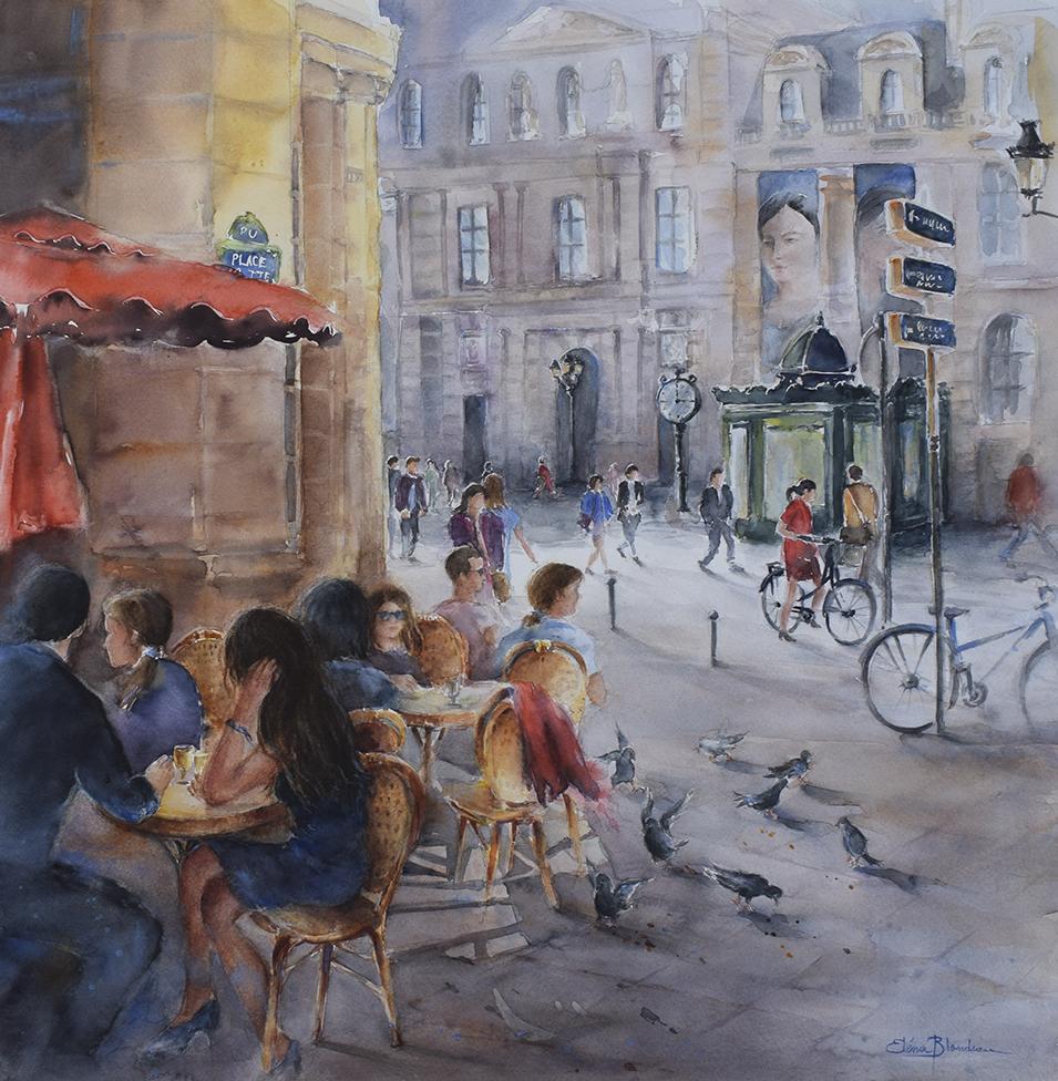Place Parisienne