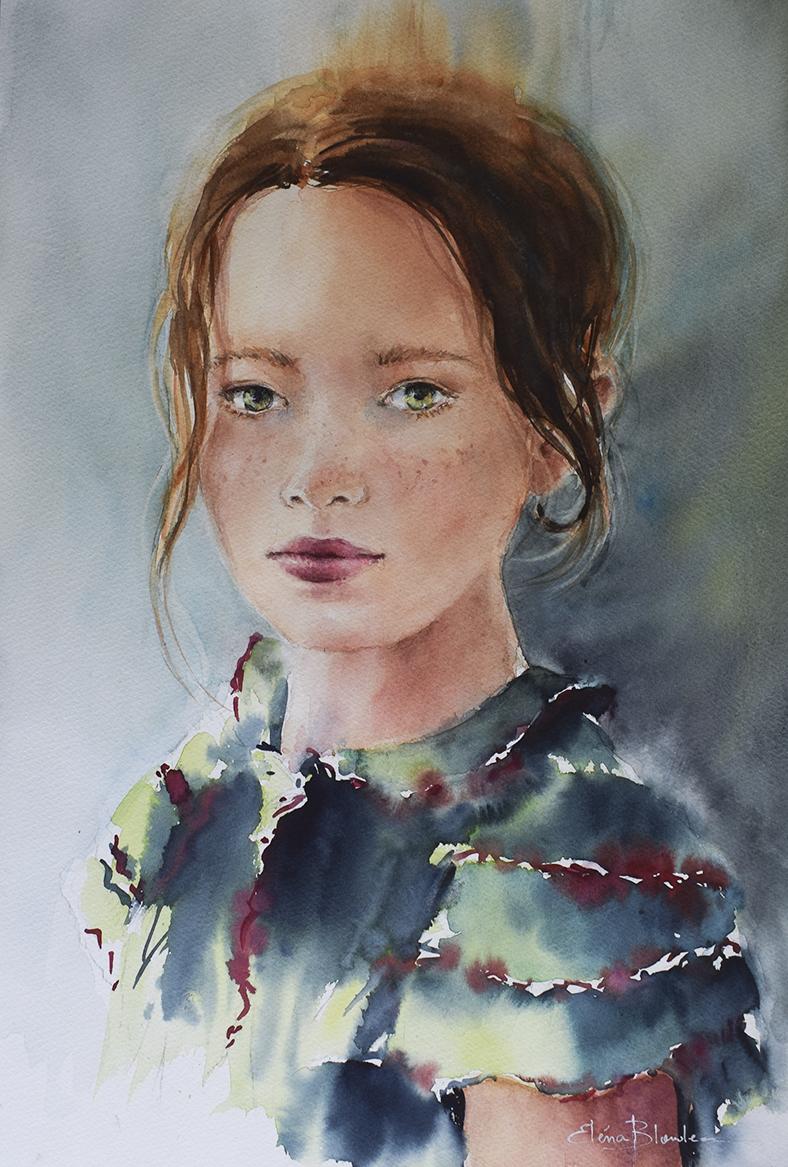 Portrait Irlandaise 50 x 38