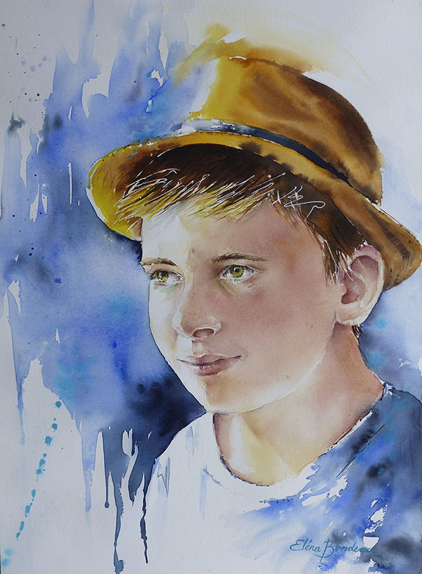 Portrait  36x48